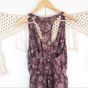 Urban Outfitters Pants - ⭐️ Urban Outfitters Out from Under Floral Romper M